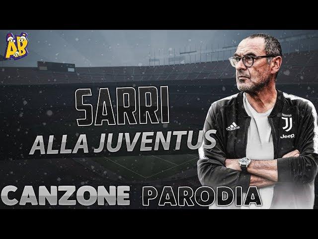 Canzone Sarri alla Juventus - (Parodia) Takagi & Ketra, OMI, Giusy Ferreri - JAMBO