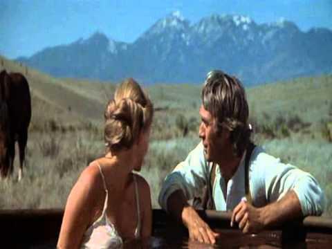 Steve McQueen & Linda Evans  Tom Horn  1980