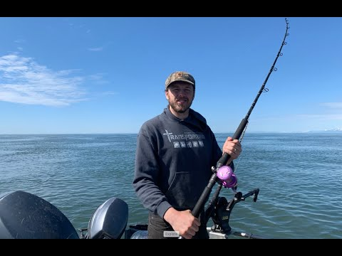 Ninilchik, Alaska: Halibut Fishing