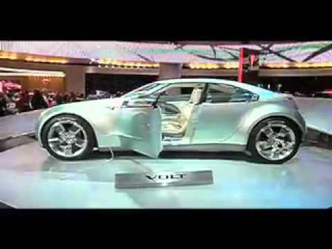 Elektrikli Chevrolet Volt Youtube