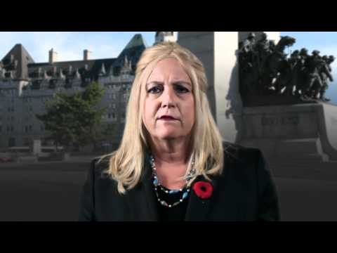 Susan Truppe, MP Remembrance Day 2011 Message