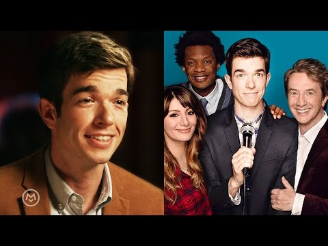 Comedian John Mulaney Was Always Weird - Speakeasy