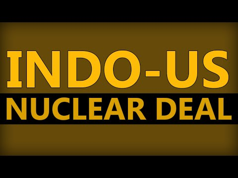 Indo-US Civil Nuclear Deal Timeline