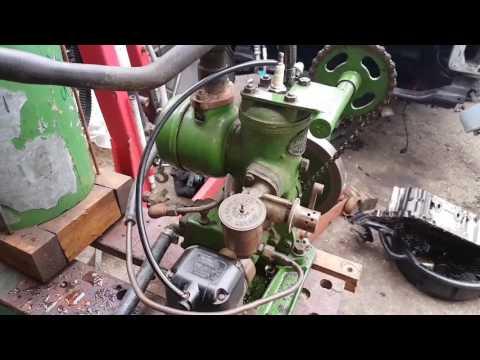 Stuart Turner N3 Marine Engine.