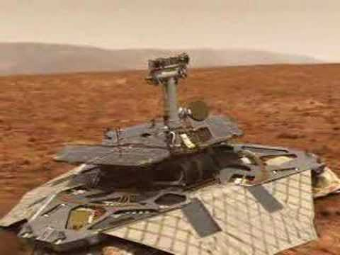 mars rover to mars holst the planets