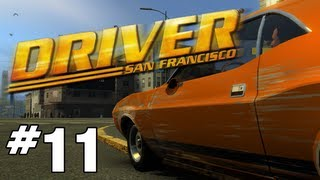 DRIVER SAN FRANCISCO #11 - Dicke, fette, träge Ente - [DEUTSCH] [GERMAN] [GAMEPLAY] [PC]