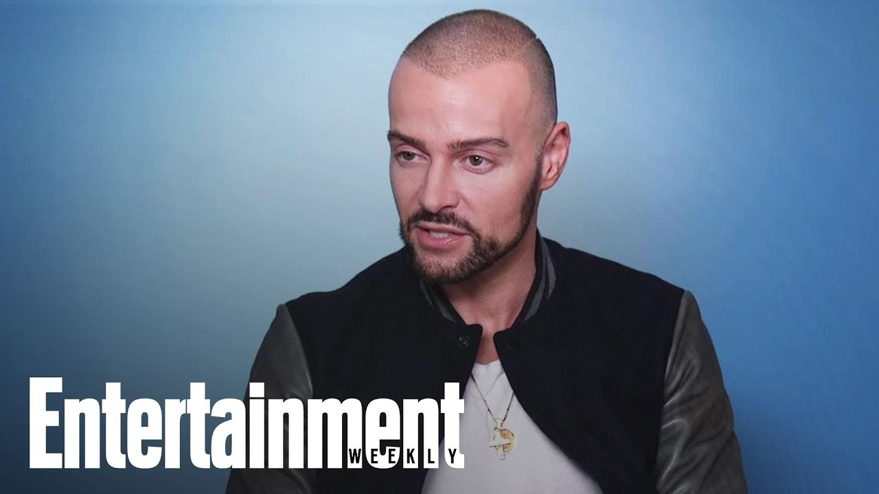 Joey Lawrence Say He Is Nervous About Celebrity Big Brother S2