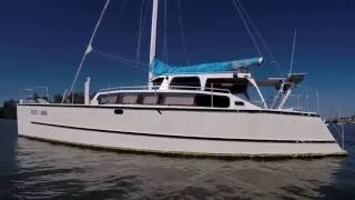 Crowther 47 Cruising Catamaran for sale