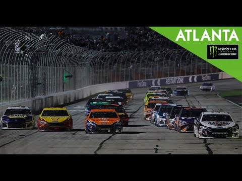 Monster Energy NASCAR Cup Series- Full Race -Folds of Honor QuikTrip 500