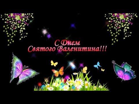 С Днем Св. Валентина! Мира всем и Любви)) - Познавательные и прикольные видеоролики