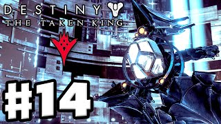 Destiny: The Taken King - Gameplay Walkthrough Part 14 - Echo Chamber Strike! (PS4, Xbox One)