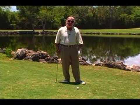Golf Tip: Shanks; Jimmy Ballard