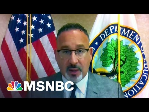 Education Secretary Expects Schools To Be Open For In-Person Learning In September | MSNBC