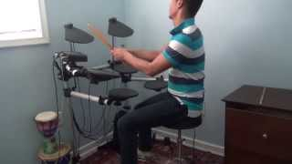 DJ Elon Matana - vol 7 - LEO drums cover