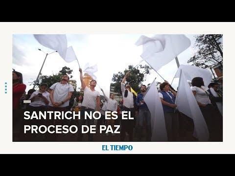 Santrich no es el proceso de paz | EL TIEMPO | CEET