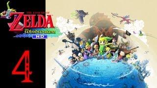 [LP] The Legend of Zelda - The WindWaker HD -04- (Abschied nehmen von der Heimat)