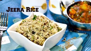 Jeera Rice/ Cumin Rice - Indian Flavored Rice (perfect For Beginners)
