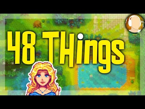 Stardew Valley - 48 Things You Still Might Not Know