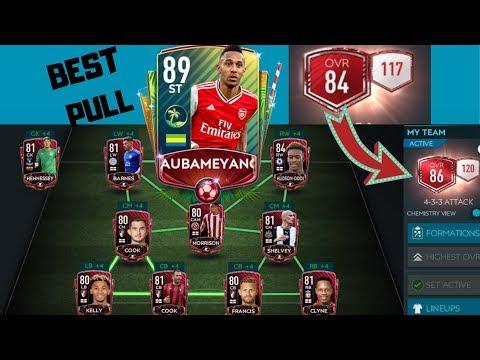 Fifa Mobile 20 BEST PULL?! BIG TEAM UPGRADE!