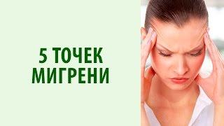 Массаж головы при мигрени: 5 точек мигрени. Как можно убрать боль в голове без таблеток. Yogalife(Массаж головы при мигрени: 5 точек мигрени http://stress.hatha-yoga.com.ua/ - получи бесплатный видео-тренинг + книгу «Йога..., 2014-04-14T06:45:45.000Z)