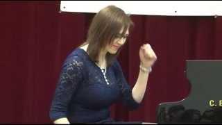 Music pause from Zoya Vyazovskaya