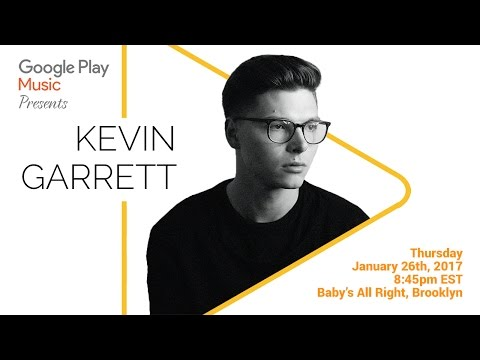 Google Play Music Presents: Kevin Garrett Live from Brooklyn