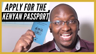 How to apply for a passport on E Citizen | Mumo