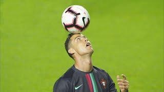 Cristiano Ronaldo Phenomenal Stuff After 32 Years 😮