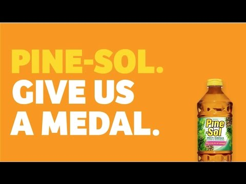 "Pine-Sol - ""Give Us An Award"""