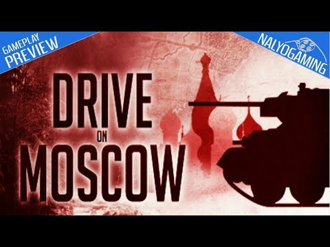 DRIVE ON MOSCOW, PS4 Gameplay First Look Preview