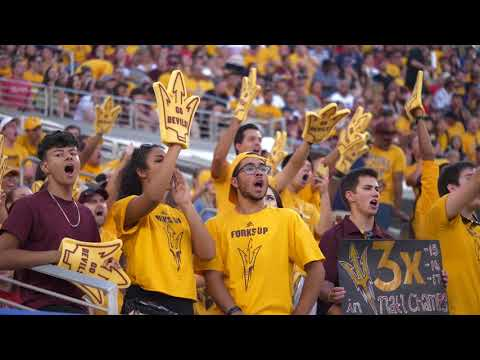 Sun Devil Stadium 360 vs. Arizona