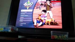 How to cheat in the sims 3 pets on PS3