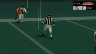 Nintendo Sports Christmas NFL QUARTERBACK CLUB 2000 Part 4