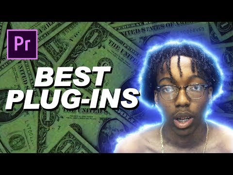 Best Plugins For Music Video Editing!