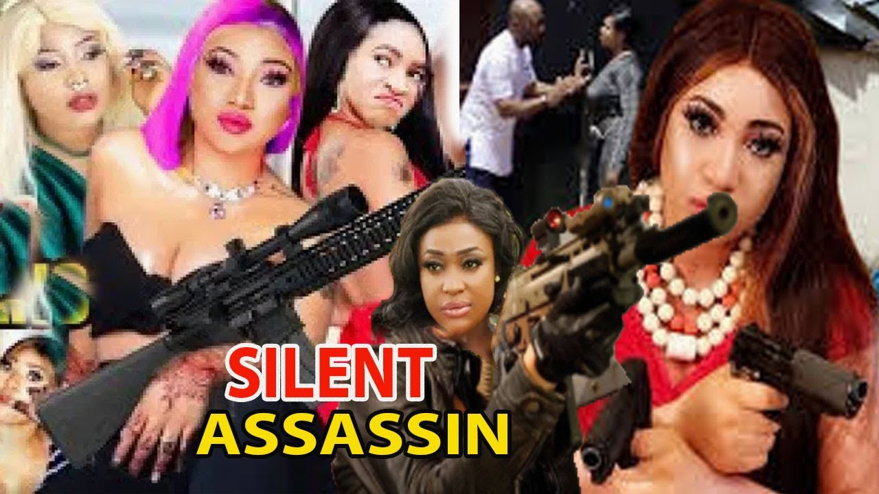 Download SILENT ASSASSIN complete full movie part1&2 (NEW MOVIE ) LATEST NIGERIAN NOLLYWOOD MOVIE NOLLYMAXTV