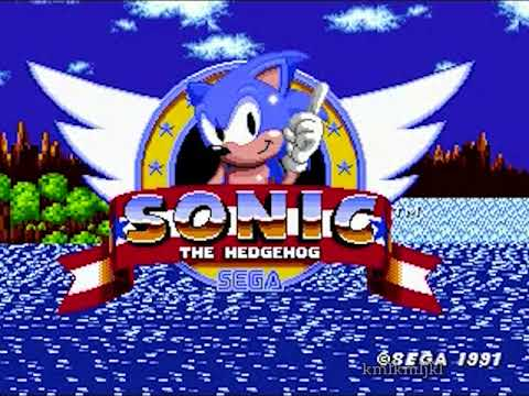 Sonic the Hedgehog - Title Theme