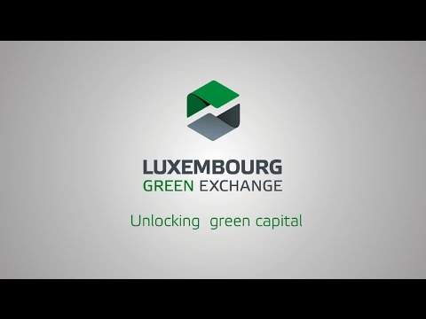 Luxembourg Green Exchange - The world's leading platform for green securities