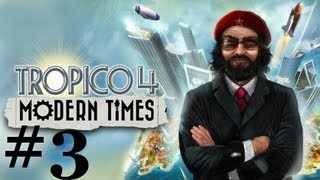 Tropico 4 Modern Times Part 3: Bio Farms