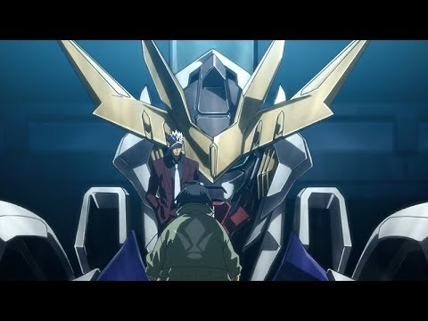 MOBILE SUIT GUNDAM IRON-BLOODED ORPHANS-Episode 41: NATURAL FOR A HUMAN (ENG dub)