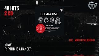DEEJAY TIME - THE BEST OF (Official Minimix) - Time Records