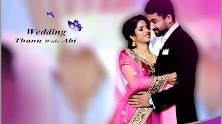 Thanu weds Abi