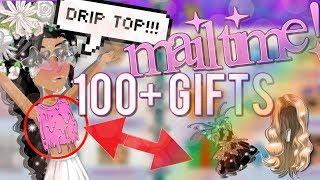 MSP MAILTIME | I GOT 50+ ULTRA RARES & DRIP TOP!