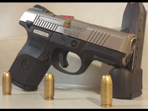 Overview of the Ruger SR40C