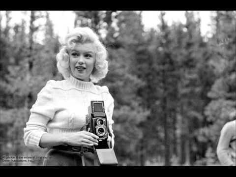 Marilyn Monroe  1953 Rare Photos   River of No Return