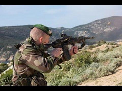 2. REP GCP - Legion Etrangere - Training