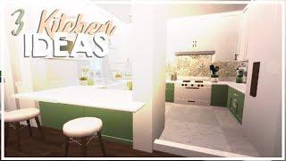 3 Aesthetic Kitchen Ideas Roblox Bloxburg Themegolden Worlds News