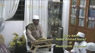 Habib Ahmad Ismail : Barakah keturunan Nabi SAW