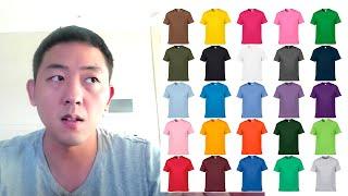 재고 없이 온라인으로 티셔츠 판매하는 웹사이트들