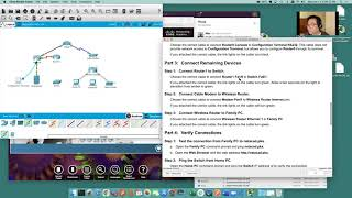 4 2 4 4 Packet Tracer Connecting a Wired and Wireless LAN