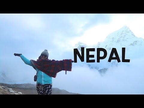 NEPAL TRAVEL VLOG 2017